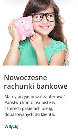 Nowoczesne rachunki bankowe