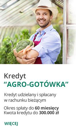 Kredyt AGRO-GOTÓWKA